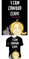 Team Edward Elric by TheRoguez