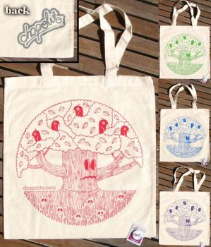 The Victims Tote Bag by chapolito