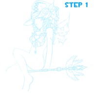 Step by Step: Icetears by StephanieHolder