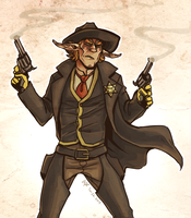 Sheriff Erol by Jackarais
