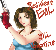 Resident Evil by nineknives