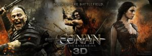 Conan The Barbarian - Banner by NERD485