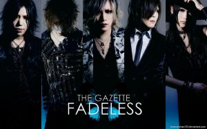 The Gazette Fadeless 1440x900 by hamsterchan155