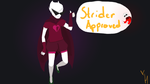 Dirk Strider aproves by typizza