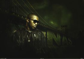 Nas wallpaper by romen by loadinHQ