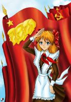 Evangelion Soviet period by Lord--Opal