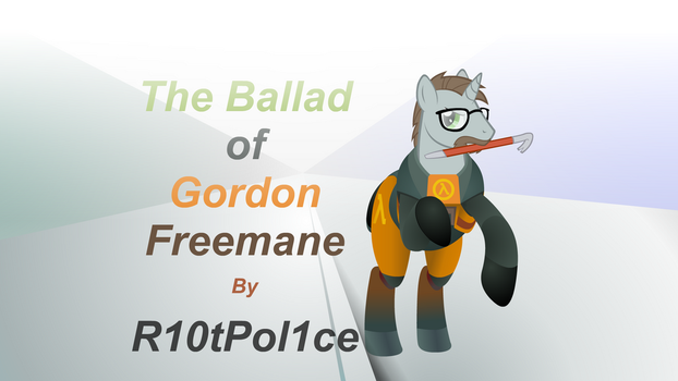 The Ballad of Gordon Freemane Illustration by Viethra-Schepherd