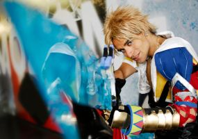 Tidus by Eyes-0n-Me