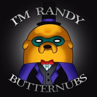 I'm Randy Butternubs by kohface