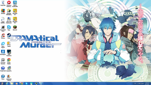 DRAMATical Murder Theme by RickyTheZombie