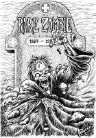 RareZombie Cover by AndyMan69