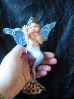 OOAK Fairy Water Baby by Fairykist