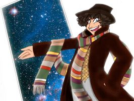 The Doctor Welcomes You To: The Universe! by Kisaki-Shattoriboshi