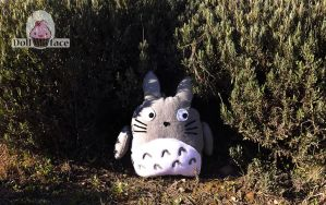 Totoro Plush by Dollface-RYJ