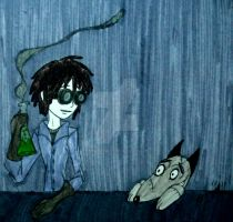 The Tale of Frankenweenie by InkArtWriter