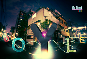 My Street by DoyIe-Gfx