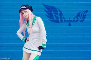 Air Gear - Simca 01 by beethy