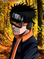 Obito Uchiha by AnimeFanNo1