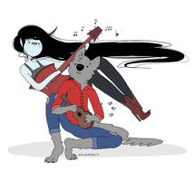 jam session by stickyfruit