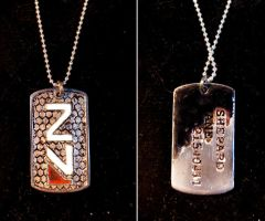 N7 dogtag by virtualmorrigan