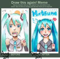 Before_and_After:Hatsune_Miku by IDK-kun