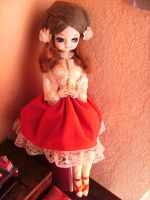pose doll by curlytopsan