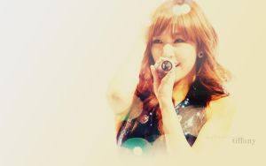 Shining Tiffany by ganyonk