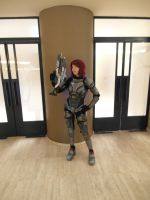 Animecon 2014 Femshep by interceptornl