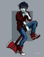 Marshall Lee by TheLivingShadow