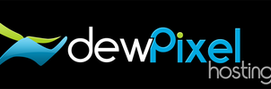 DewPixel Hosting Logo by STRIF3wind