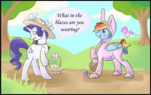 What are you wearing?! by invalidAbsence
