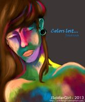 Colors lost by JSoldierGirl