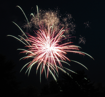 Firework Image 0553 by WDWParksGal-Stock