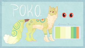 Poko Ref by ChainsawTeaParty