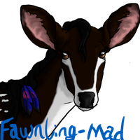 Fawnling-mad Icon by MatsiOfErebor