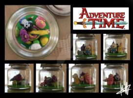 AdventureTime Jar by MaCherz
