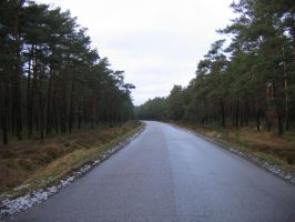road to my town by sumowski