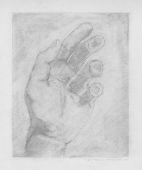 Hand by miguelopazo