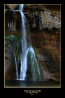 Calf Creek Falls, Utah by QNetX