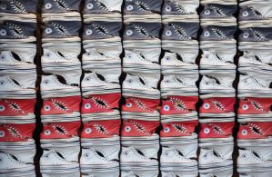 Converse Wall by justtam47