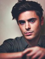 Zac Efron by Proud-of-your-love
