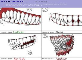 Teeth Meme, yay by TheBobIsComing