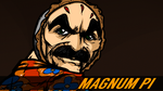 Tom Selleck is Magnum PI(e) by cycon