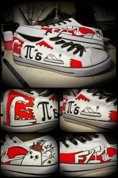 FYI custom converse by Uverion