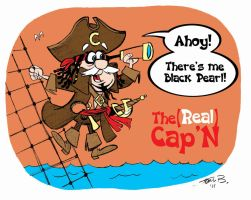 The REAL CaptN by tombancroft