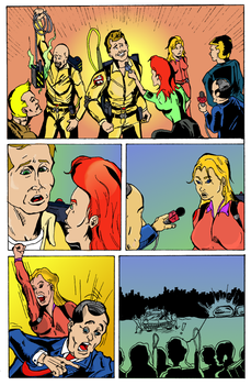McBusters Page 6 Colored by tsilvers