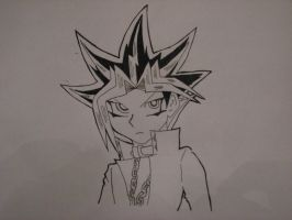 Yami Yugi by TheGaboefects