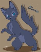 Bluestar by Yolly-anda
