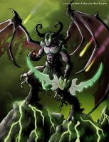 Los Illidan coloreados by ProSoul