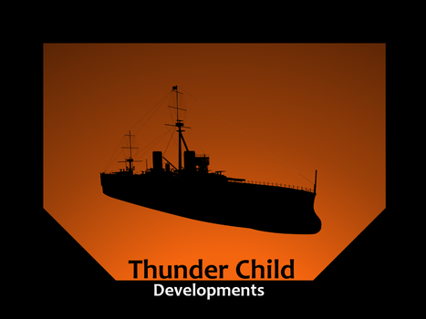 ThunderChild Development (Logo 1024x768) by TheMarc1k1